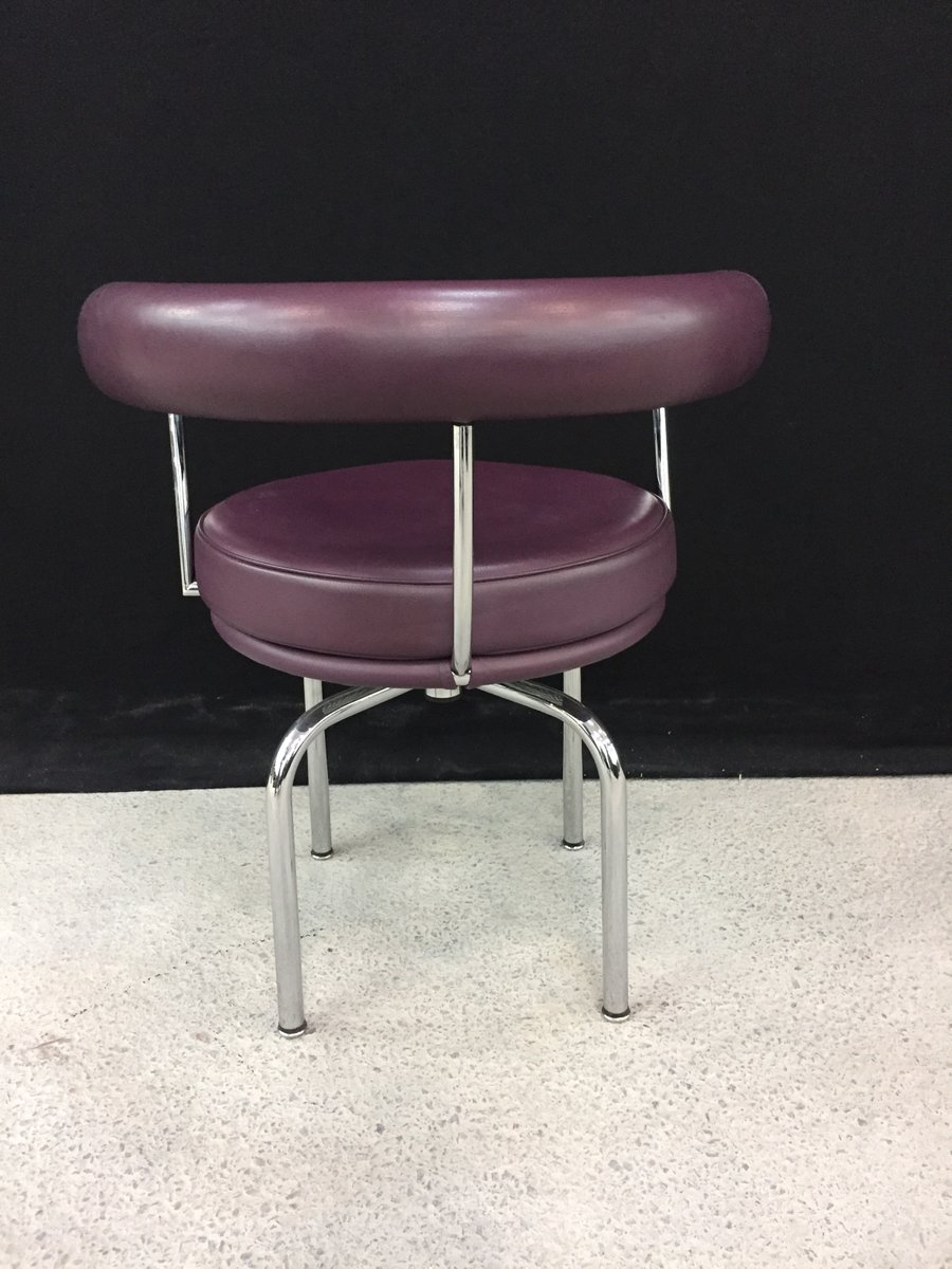 Vintage LC7 Chair by Le Corbusier for Cassina for sale at Pamono