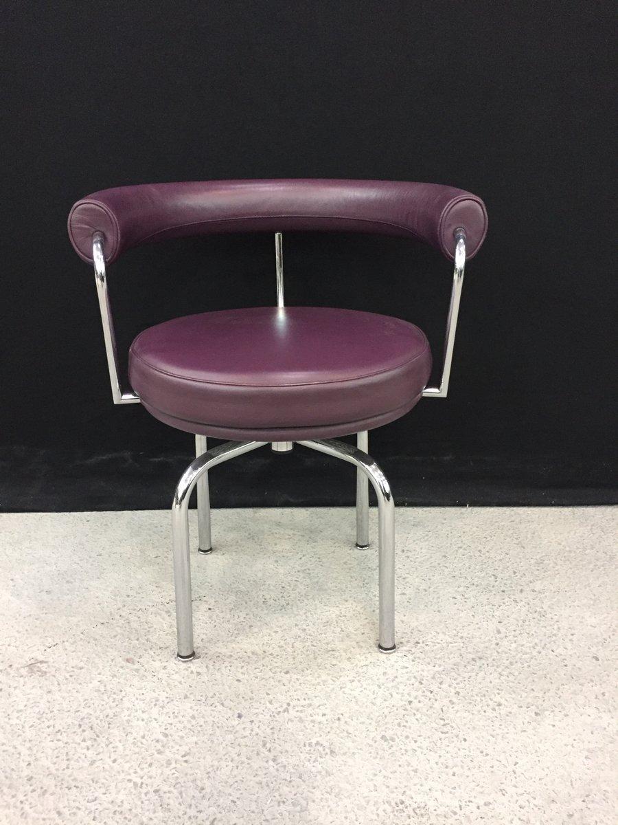 Vintage LC7 Chair von Le Corbusier für Cassina bei Pamono kaufen