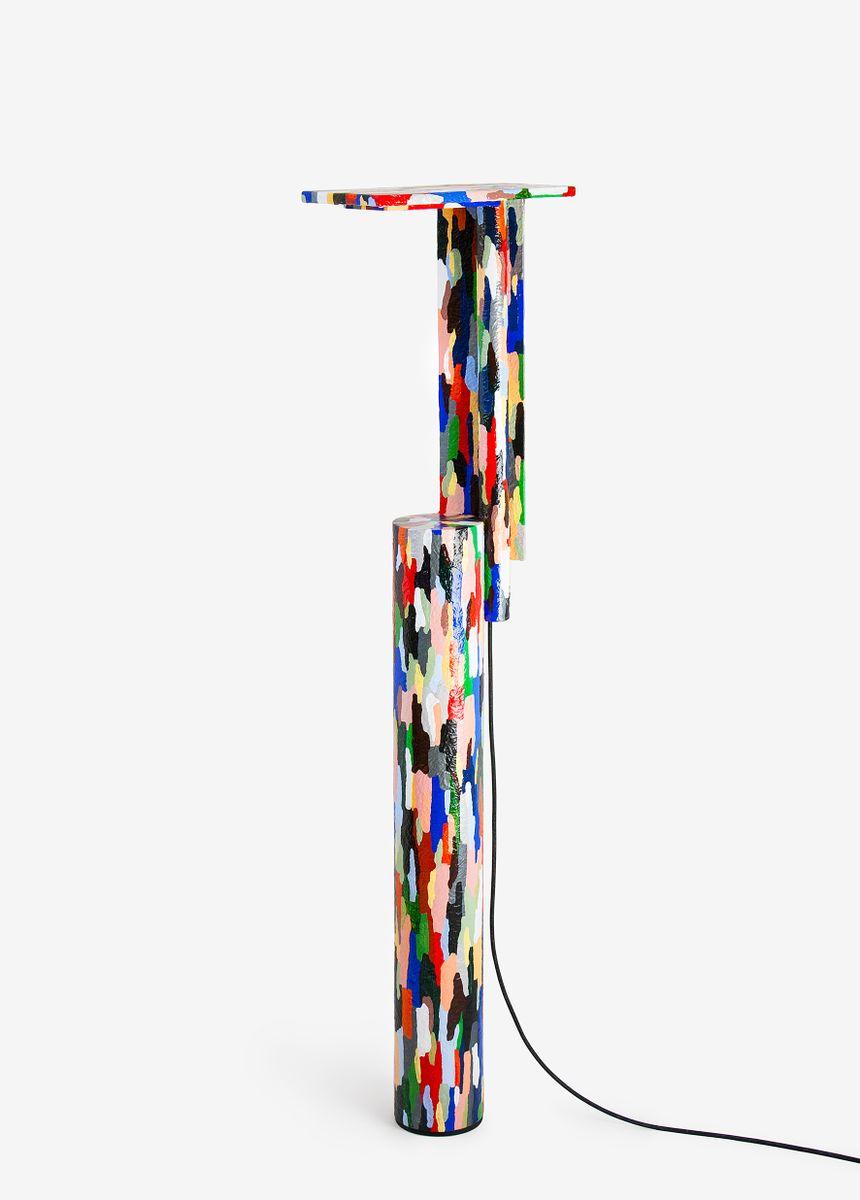 Bark Stehlampe von Ferréol Babin