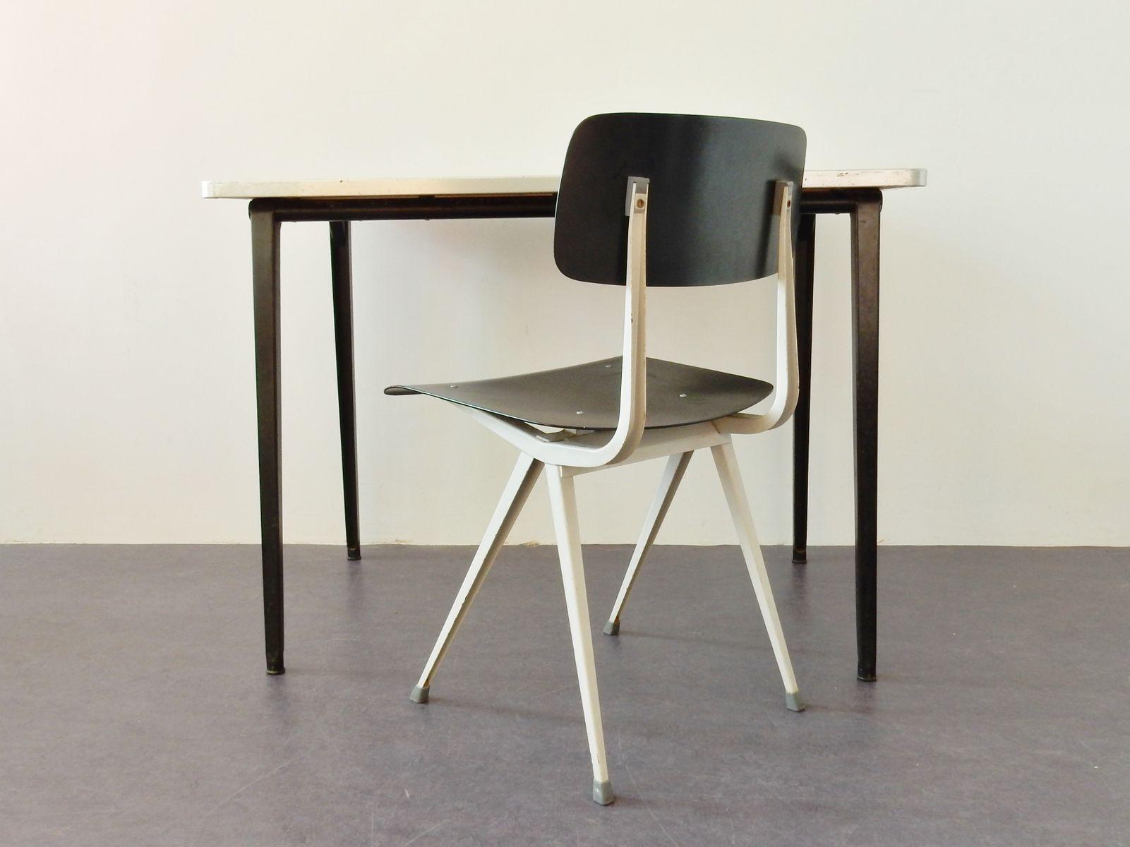 Kleiner industrieller Schreibtisch Set von Friso Kramer für Ahrend de ...