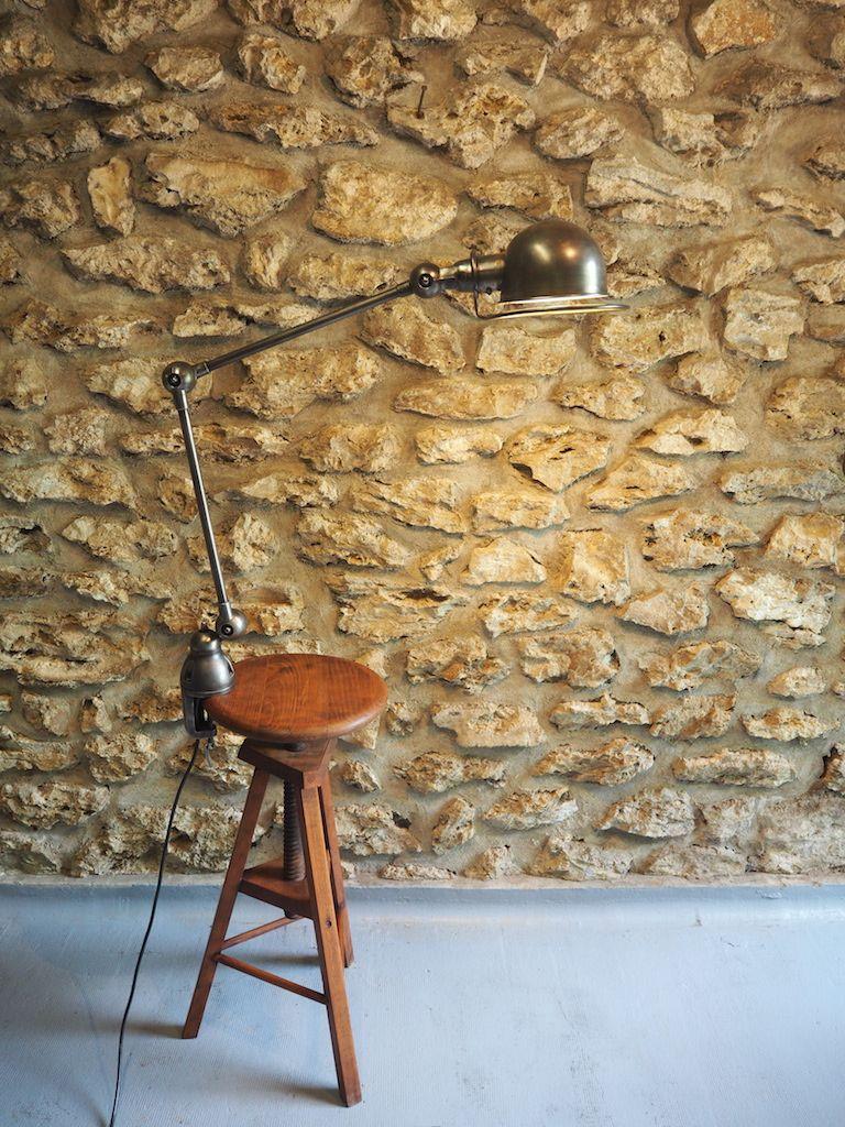 Tischlampe von Jieldé, 1950er