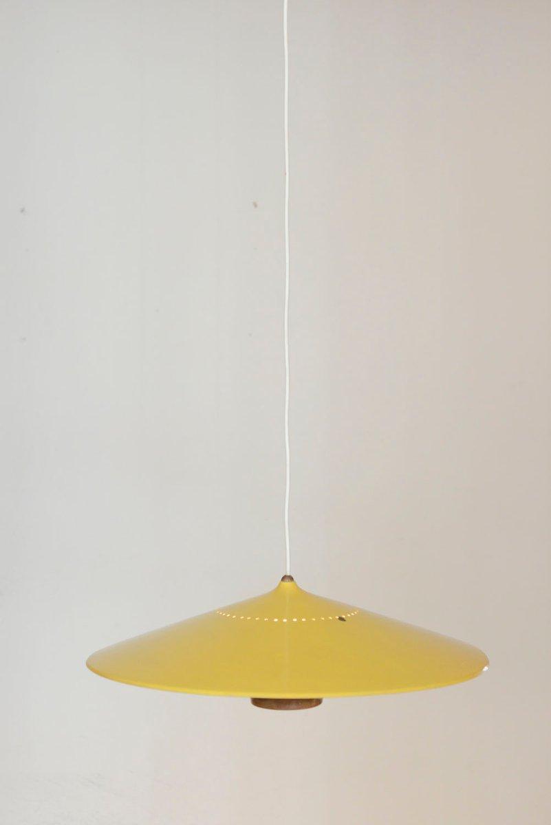 B3 Deckenlampe von Franco Buzzi für O-Luce, 1951