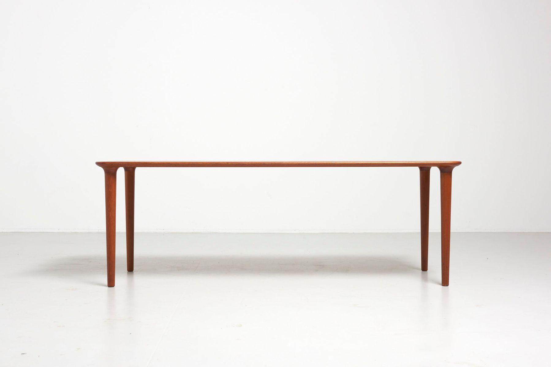Niedriger Tisch von Gustav Bahus für Rastad & Relling, 1950er