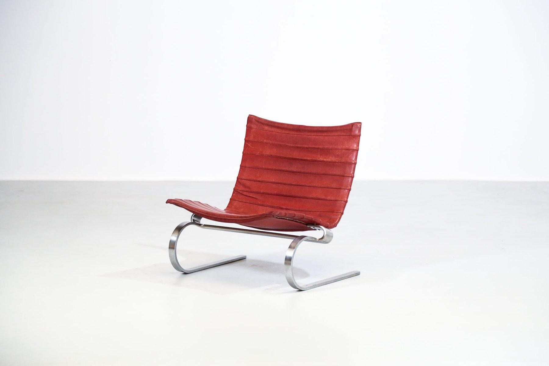 PK20 Sessel von Poul Kjaerholm für E. Kold Christensen, 1968