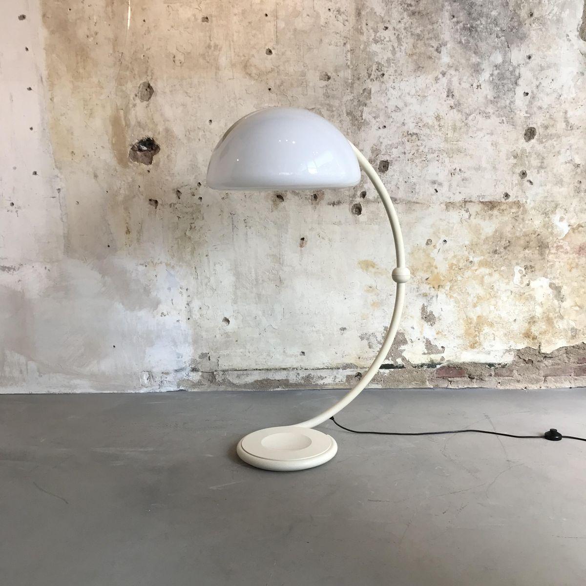 Serpente Lampe von Elio Martinelli für Martinelli Luce, 1965