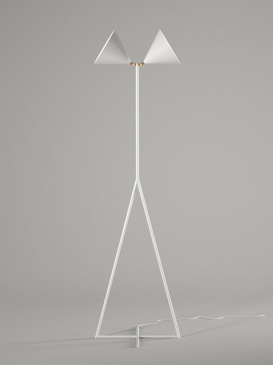 Deux Stehlampe von Atelier Areti