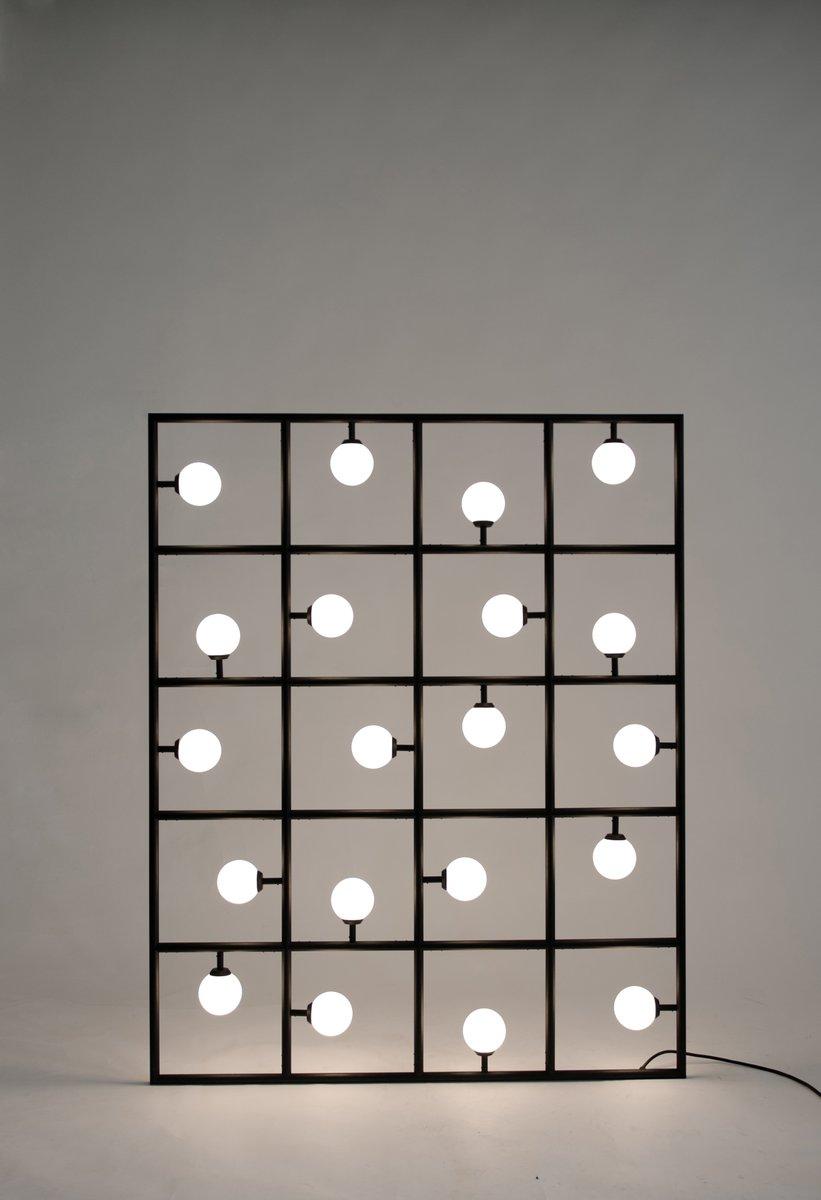 Squares Floor/Wall Lampe von Atelier Areti