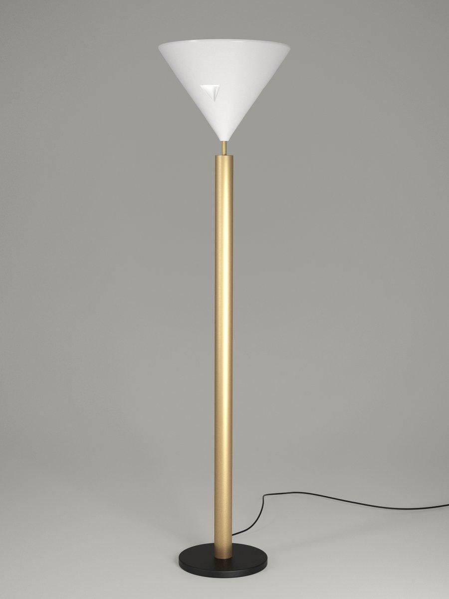 T Serie Stehlampe von Atelier Areti