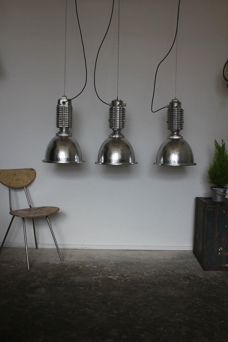 Industrielle Fabrik Lampe von Charles Keller für Zumtobel, 1990er