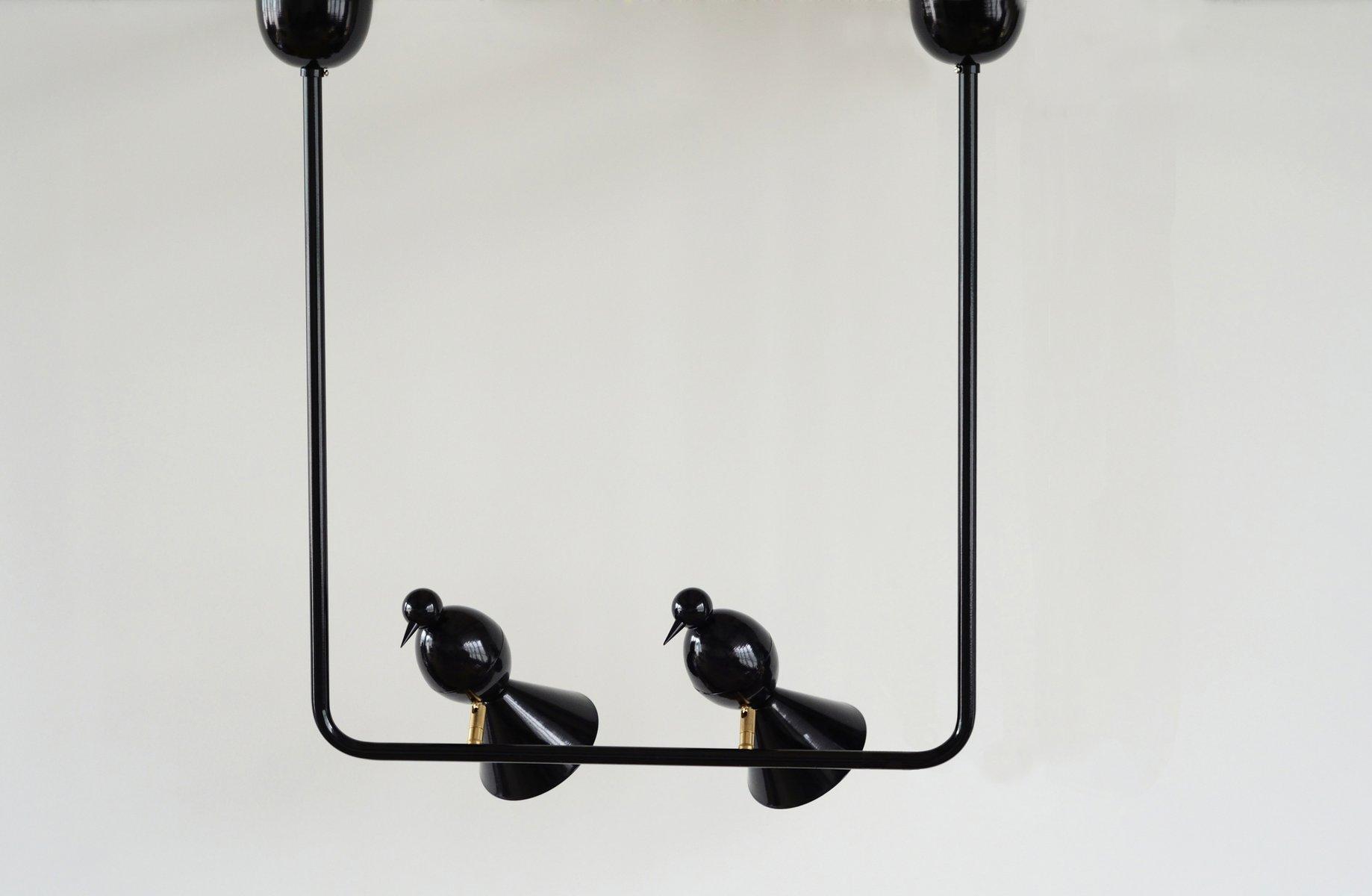 Alouette 2 Birds U Hängelampe von Atelier Areti