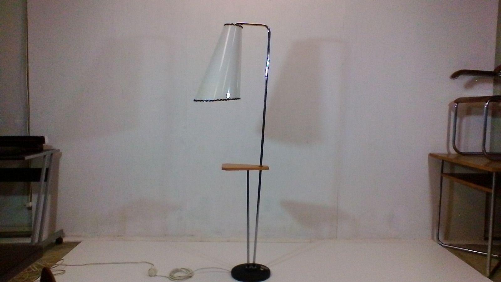 Stehlampe von Josef Hurka, 1960er