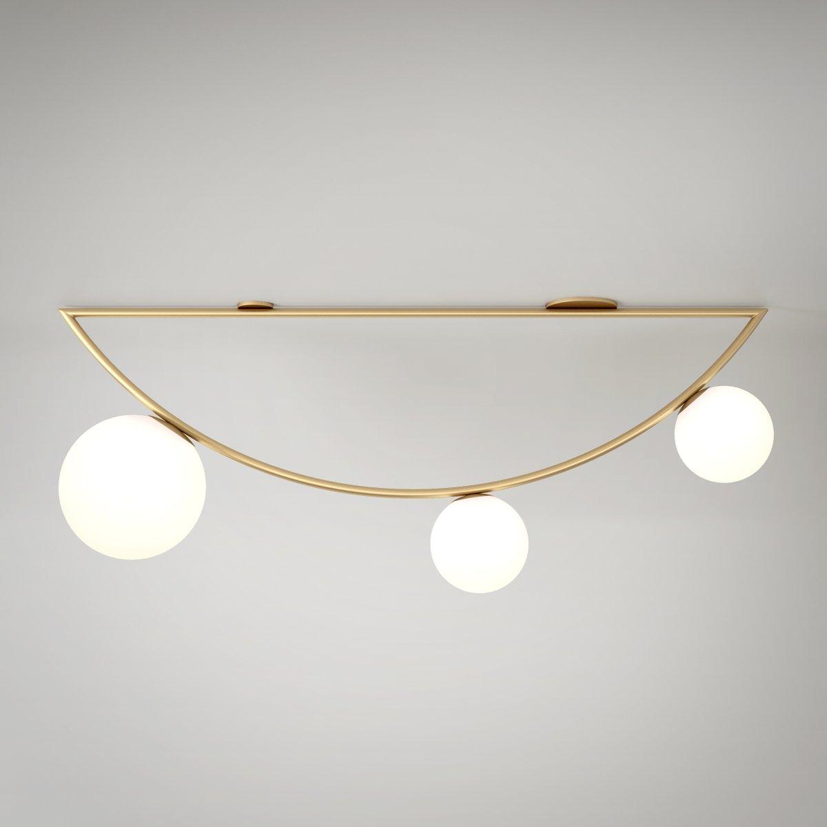 Girlande Deckenlampe von Atelier Areti