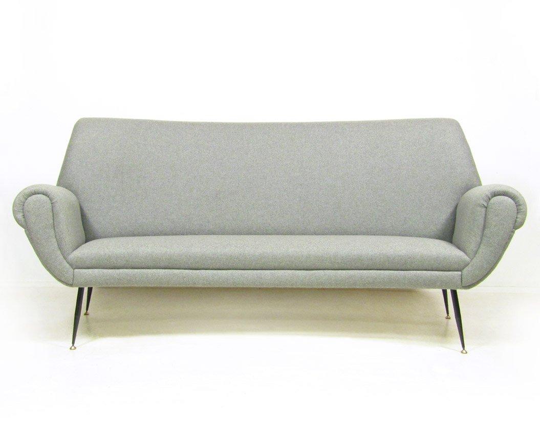 Italienisches 3-Sitzer Sofa von Gigi Radice für Galotti & Radice, 1960...