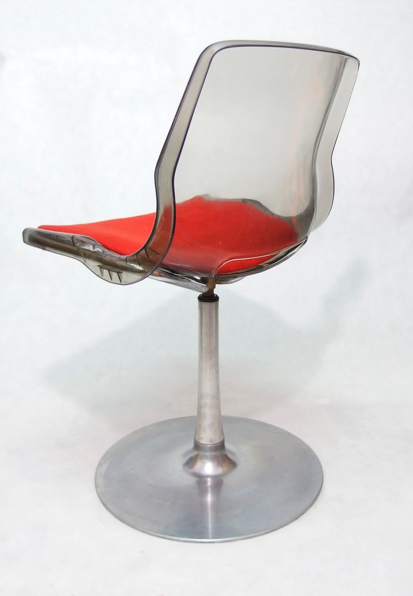 Vintage Polystyrene Chair By Svante Schöblom For Overman