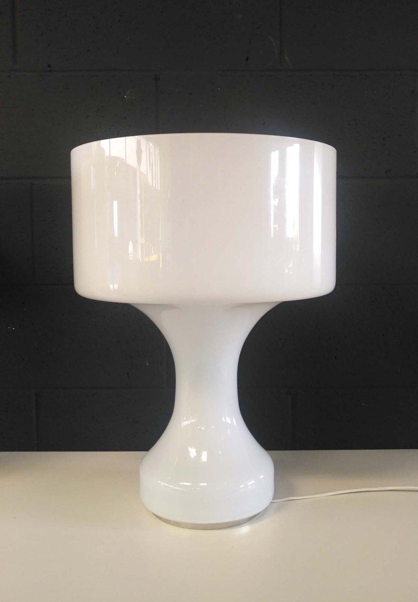 Tischlampen von Nason für Mazzega, 1970er, 2er Set