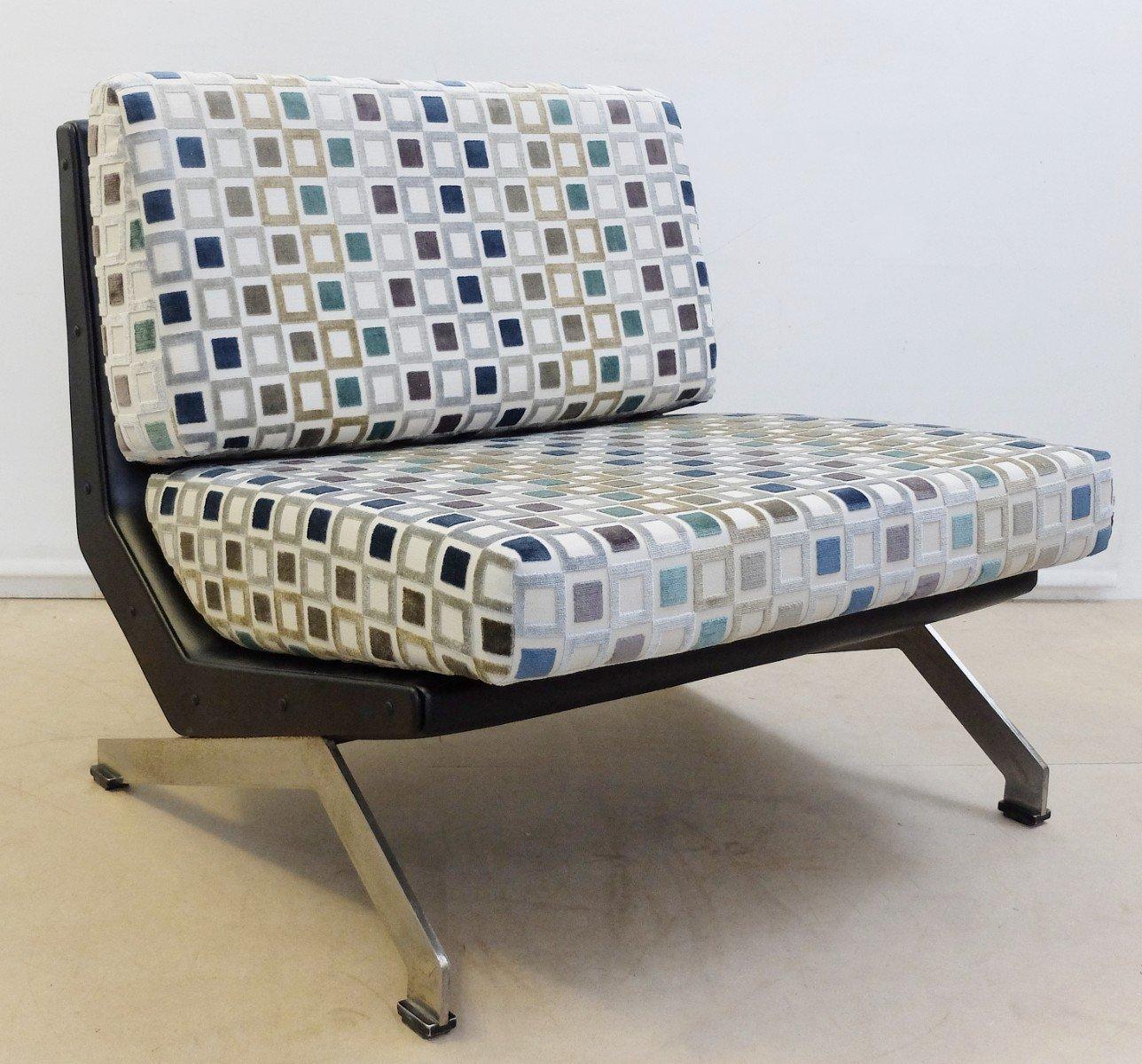 Italienische Sessel von Giulio Moscatelli für Formanova, 1960er, 2er S...