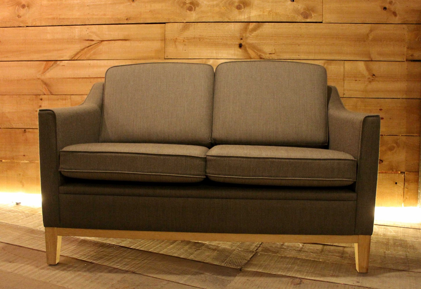 Grey 2 Seater Sofa 1970s For Sale At Pamono