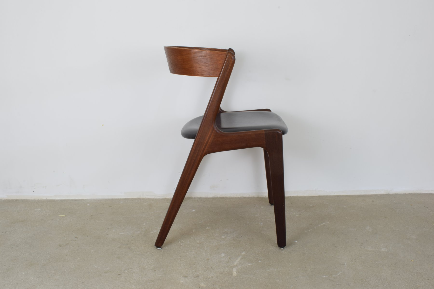 Vintage Danish Fire Chair By Kai Kristiansen For Schou Andersen