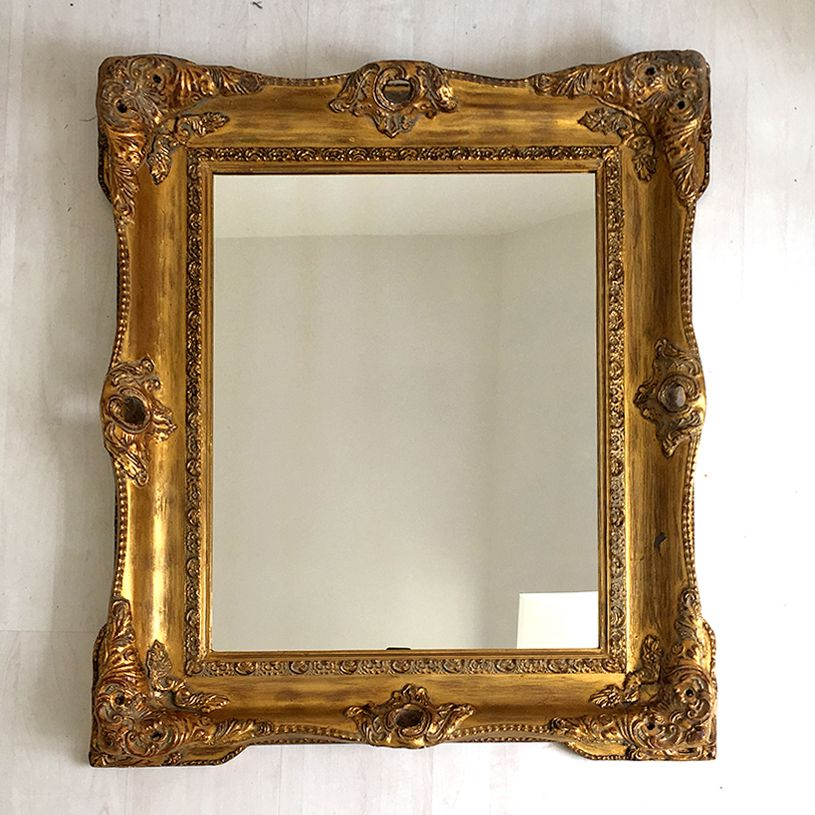 77c27b5d8f52 Antique Louis XV Style Mirror for sale at Pamono