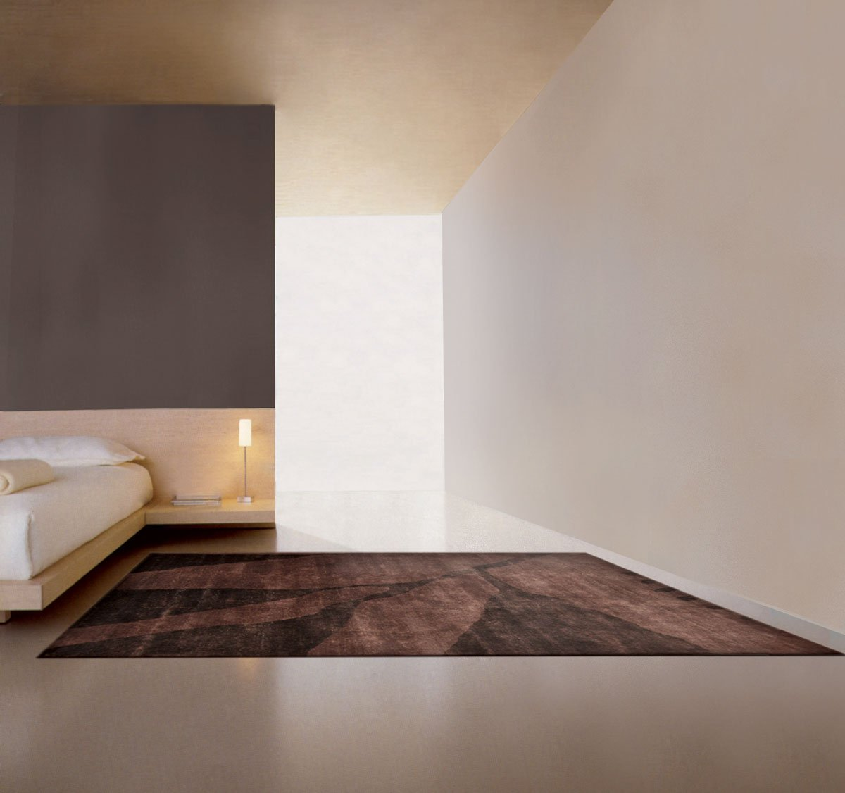 Kuete mo handknotted rug in wool by kristiina lassus for for Kristiina lassus