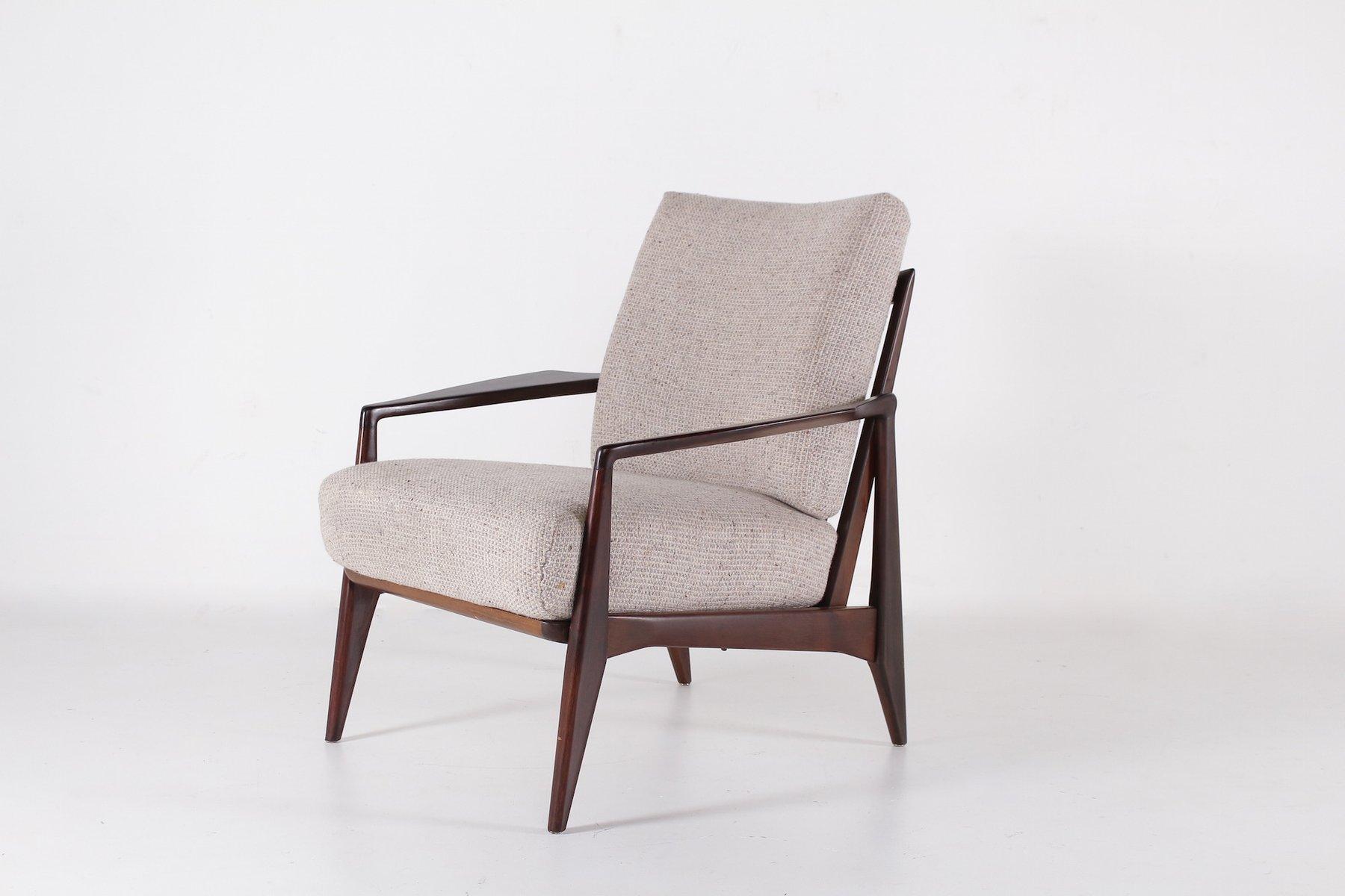 Französische Leder Zen Sessel Von Claude Brisson Für Ligne Roset