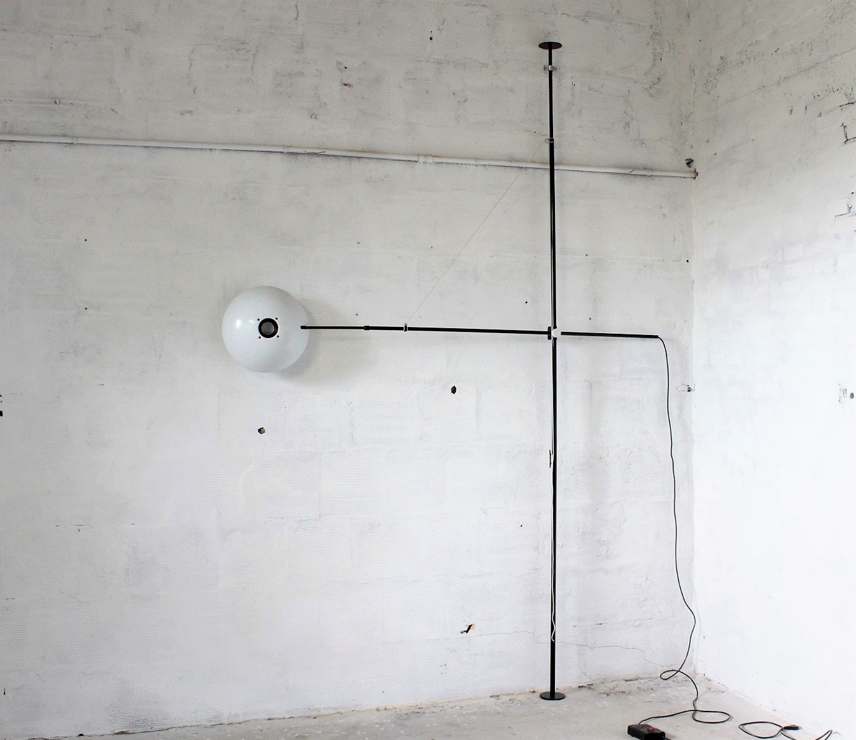 Bigo Decken- & Stehlampe von Valenti Luce, 1980er