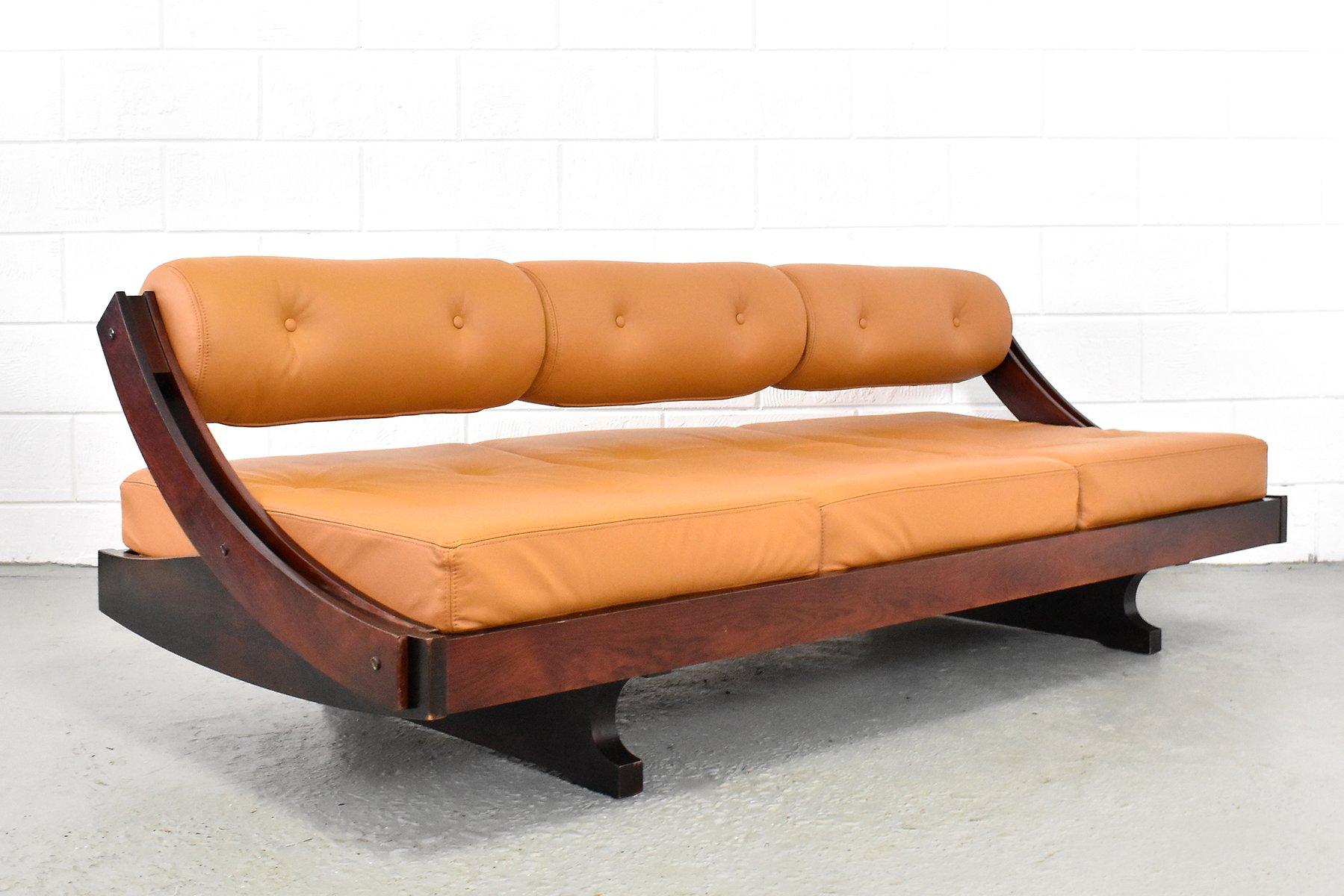 Modell GS195 Schlafsofa von Gianni Songia für Sormani, 1970er