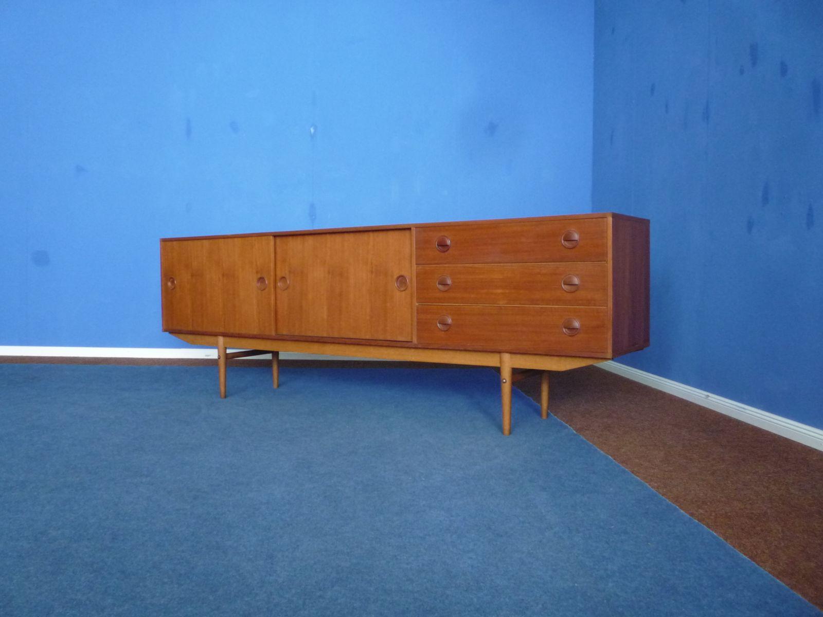 Teak Sideboard von William Watting für Fristho, 1960er