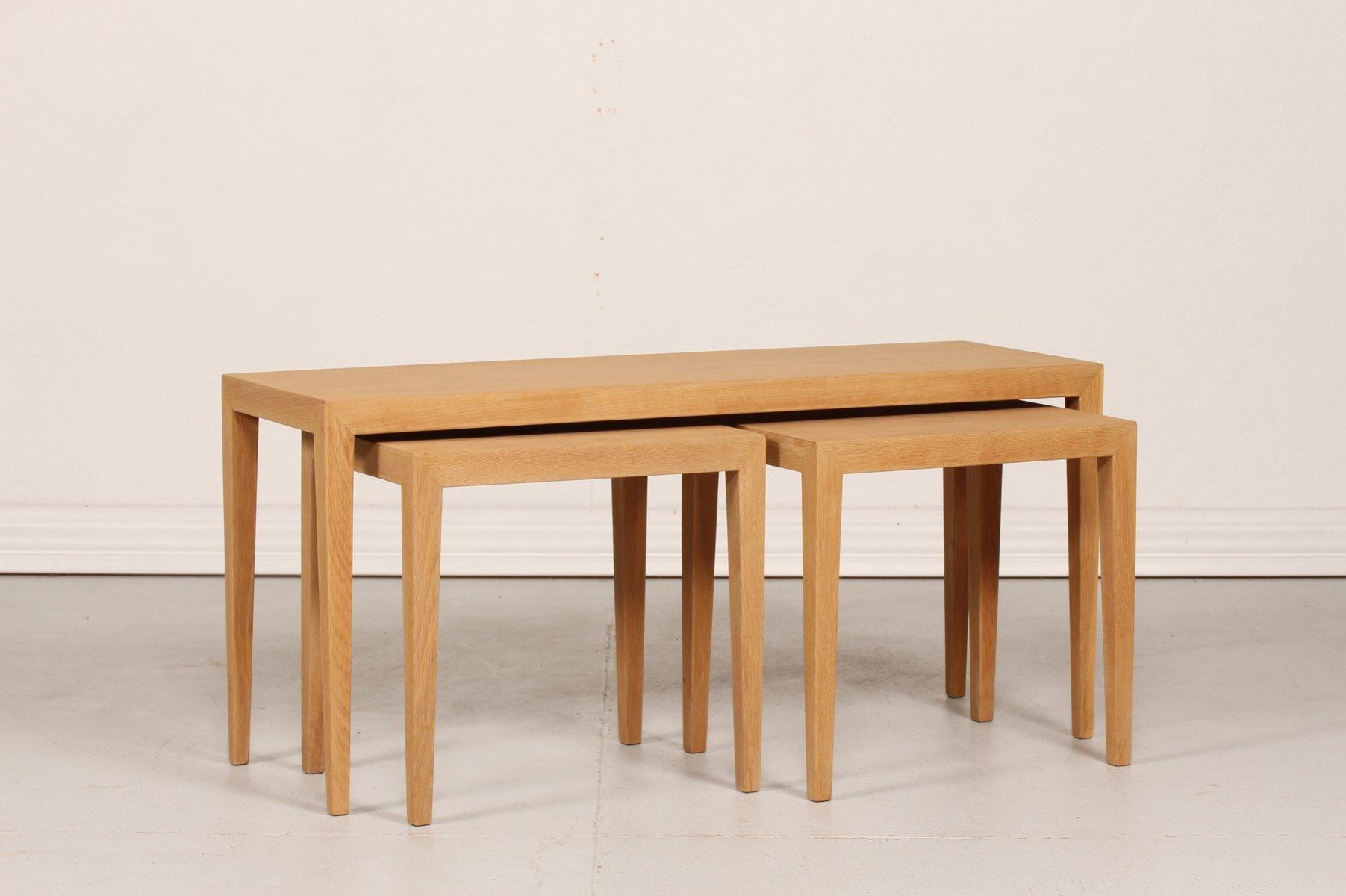 eichenholz satztische sets online kaufen m bel suchmaschine. Black Bedroom Furniture Sets. Home Design Ideas