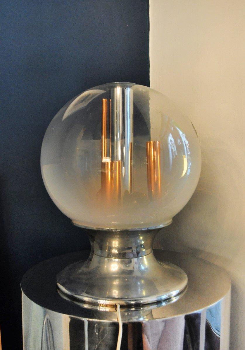 Pop Art Tischlampe von Selenova, 1970er