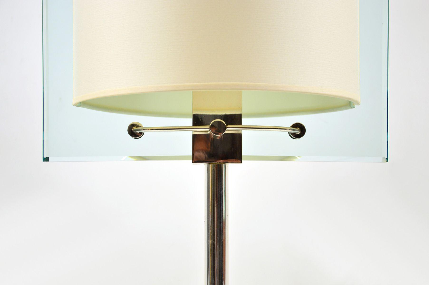 Lampada da tavolo vintage di nathalie grenon per fontana arte in vendita su pamono - Lampada da tavolo vintage ...