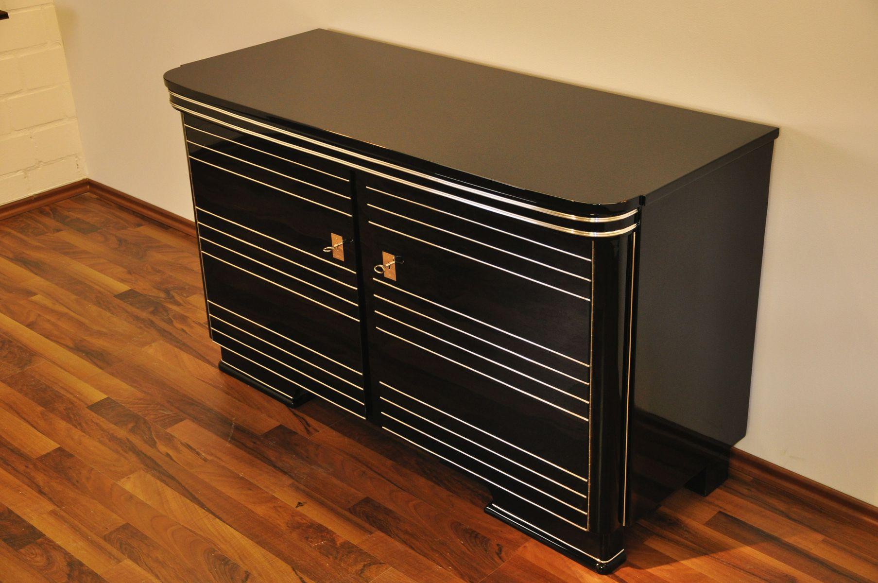art deco kommode 1920er bei pamono kaufen. Black Bedroom Furniture Sets. Home Design Ideas