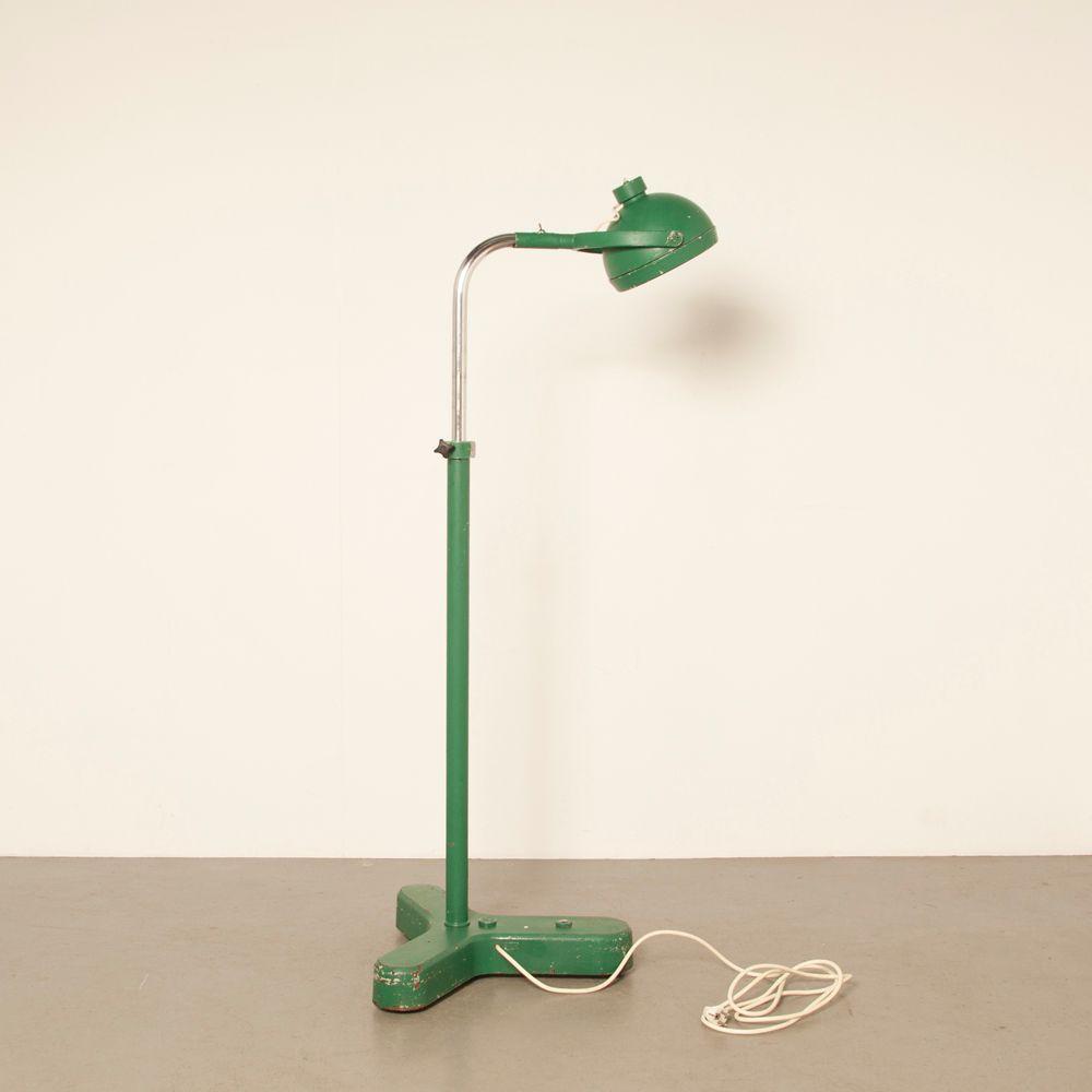 Modell 38600 Stehlampe von Carl Zeiss für Jena, 1960er