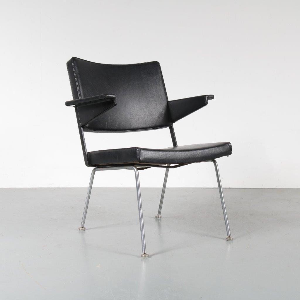 mid century sessel von andr cordemeyer dick cordemeijer f r gispen 1960er bei pamono kaufen. Black Bedroom Furniture Sets. Home Design Ideas