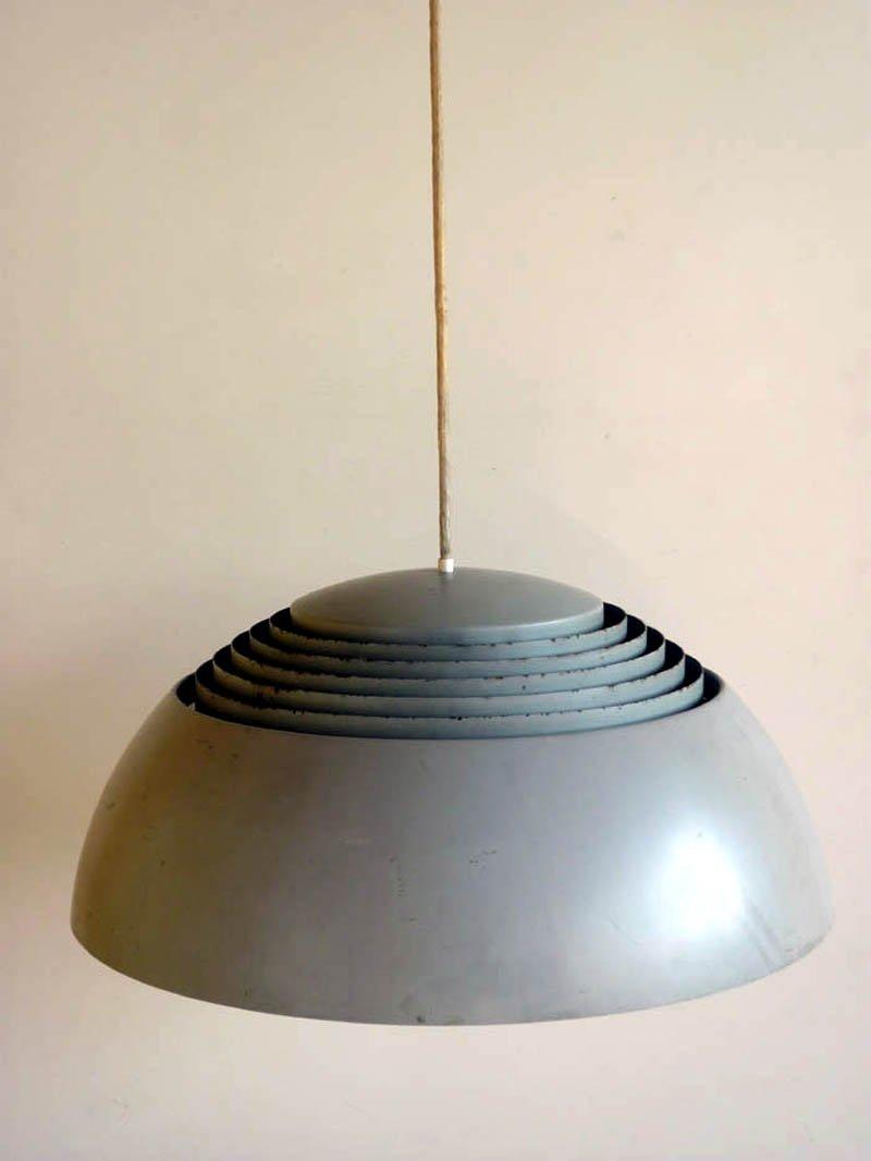 Deckenleuchte von Arne Jacobsen für Louis Poulsen, 1950er