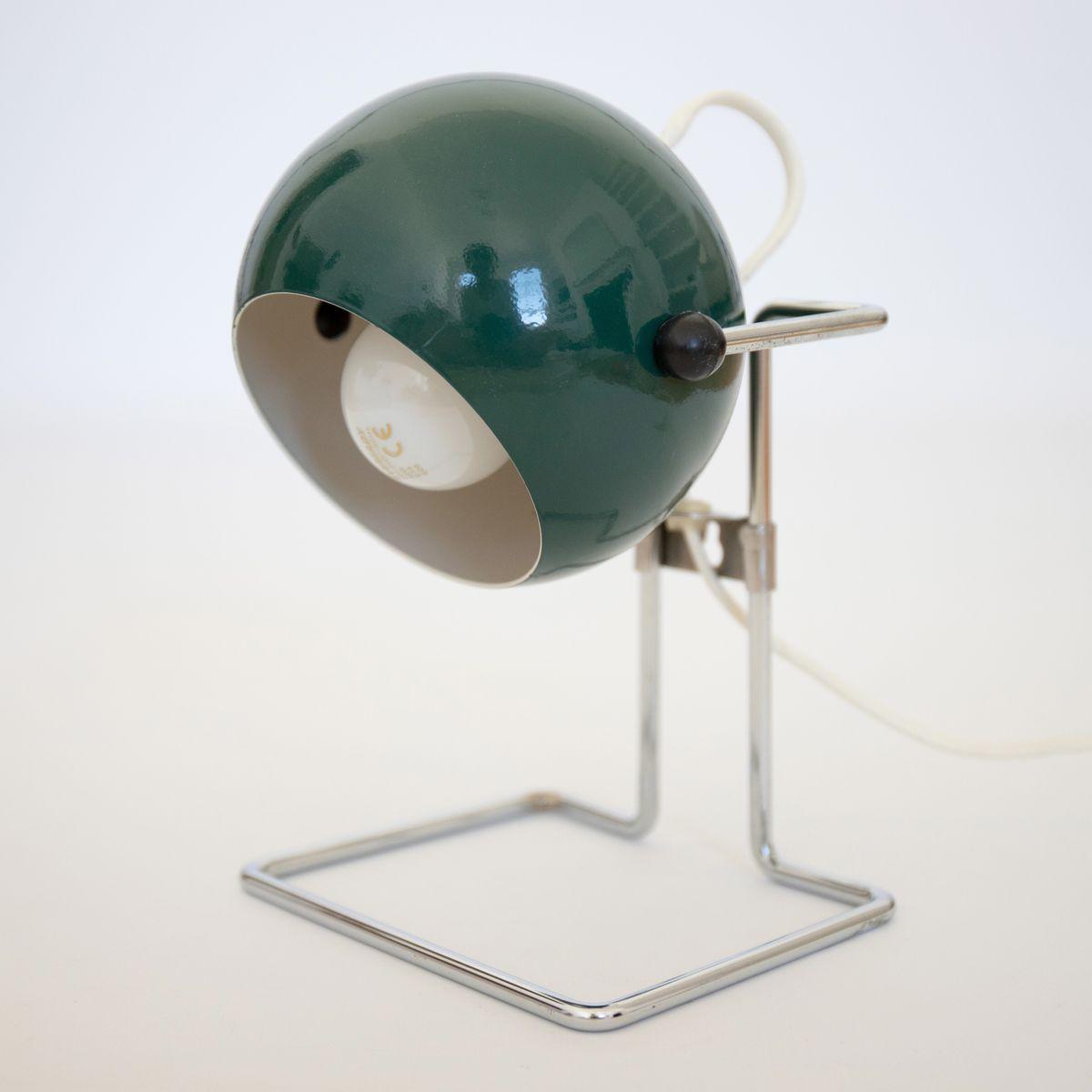 Dänische Pop Art Bubble Lampe in Dunkelgrün von P Bosque für Abo Rande...