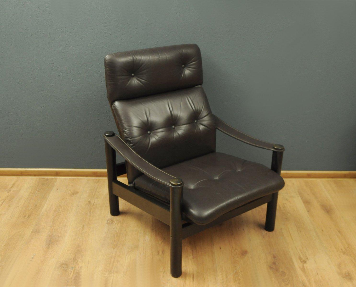 d nische mid century sessel 4er set bei pamono kaufen. Black Bedroom Furniture Sets. Home Design Ideas