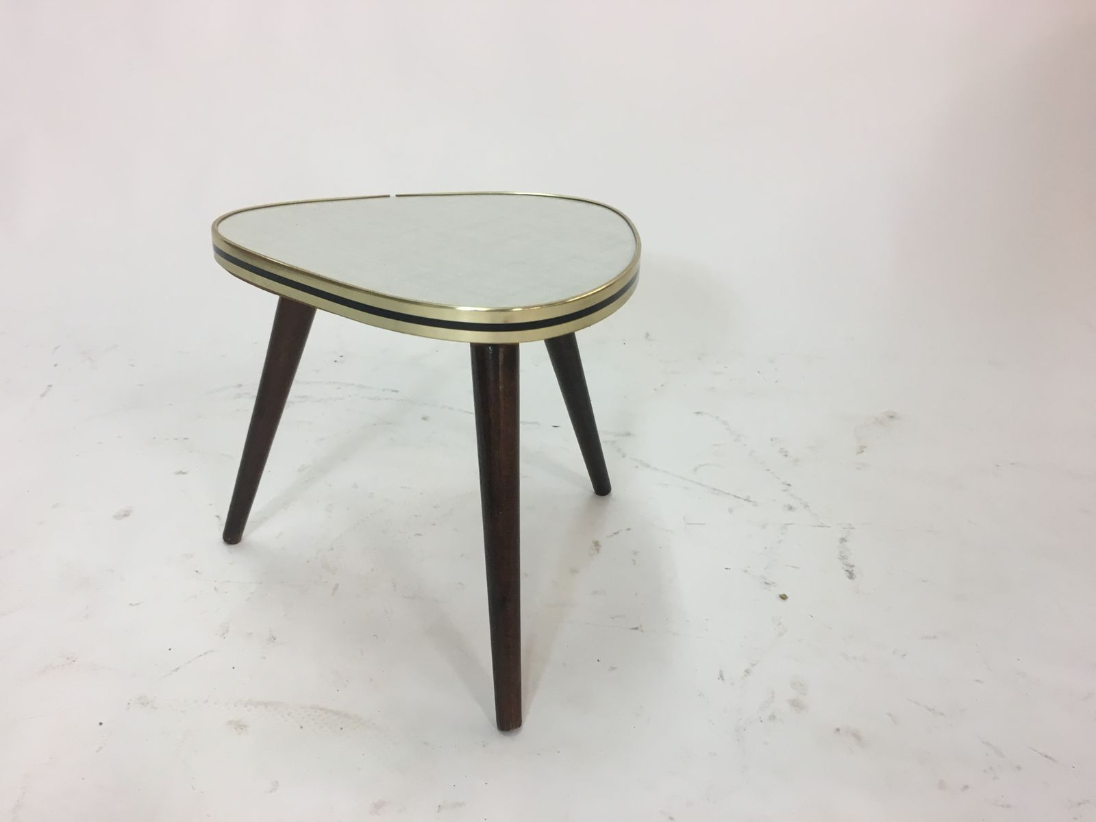 Small Mid Century Side Table 1950 S