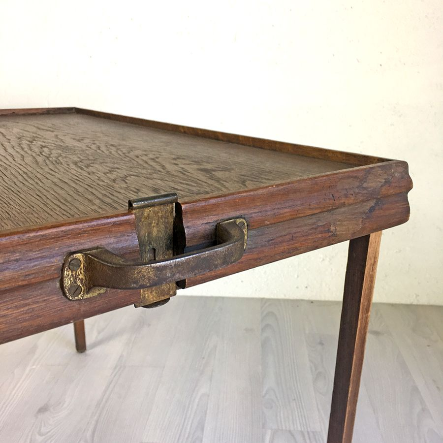 Vintage Folding Coffee Table 1950s 5 433 00 Per Piece