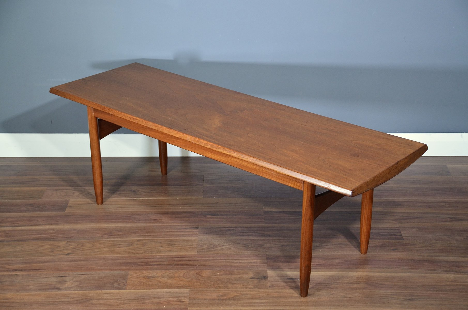 Mid Century Danish Teak Coffee Table