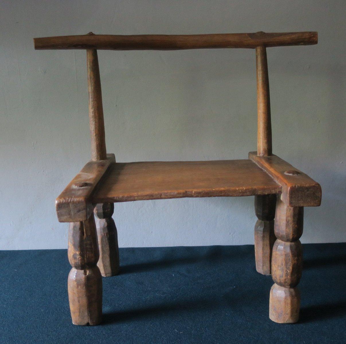 antike ivorische st hle mit niedriger lehne 2er set bei pamono kaufen. Black Bedroom Furniture Sets. Home Design Ideas