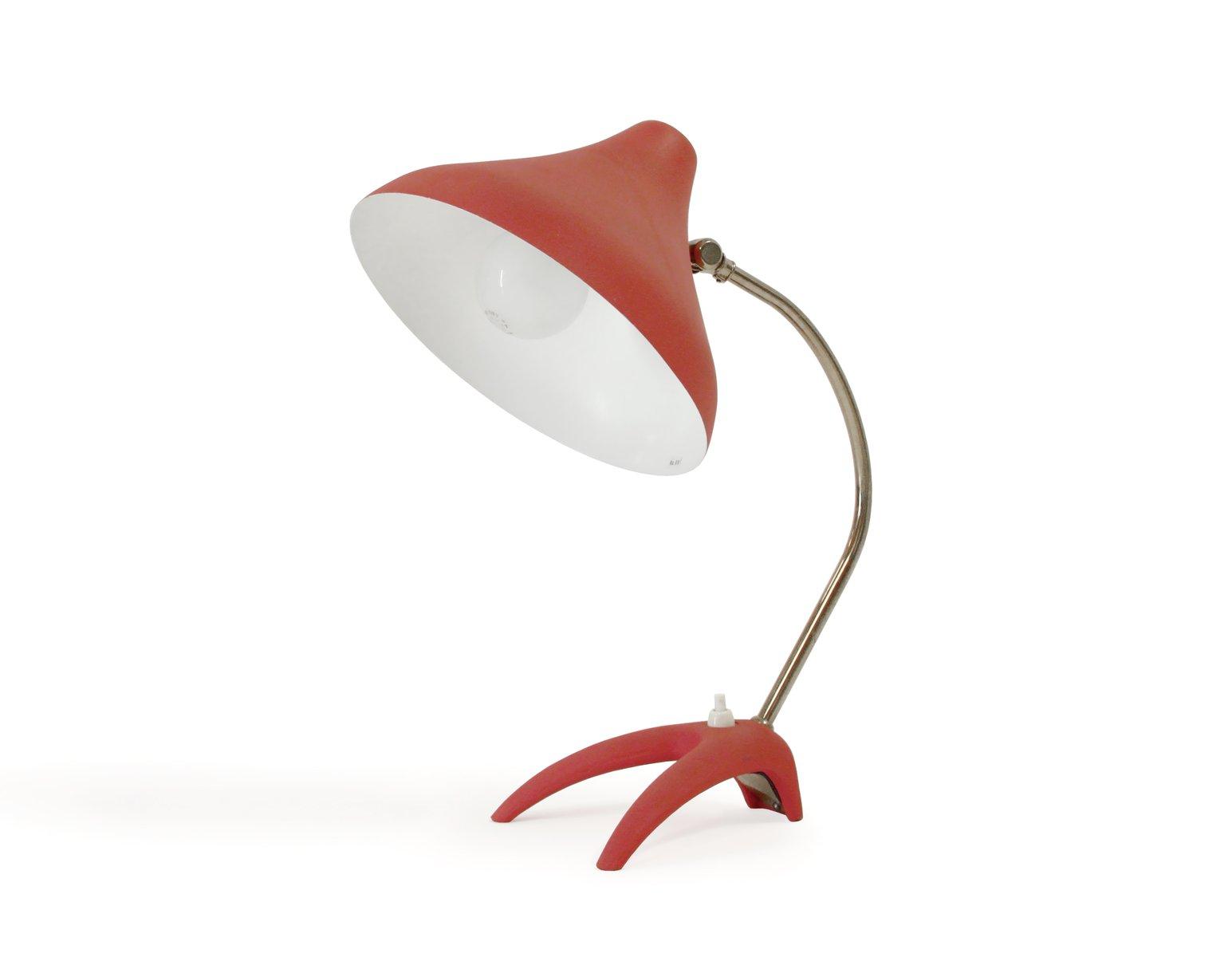 Schwedische Mid-Century Tischlampe von EWA, 1960er