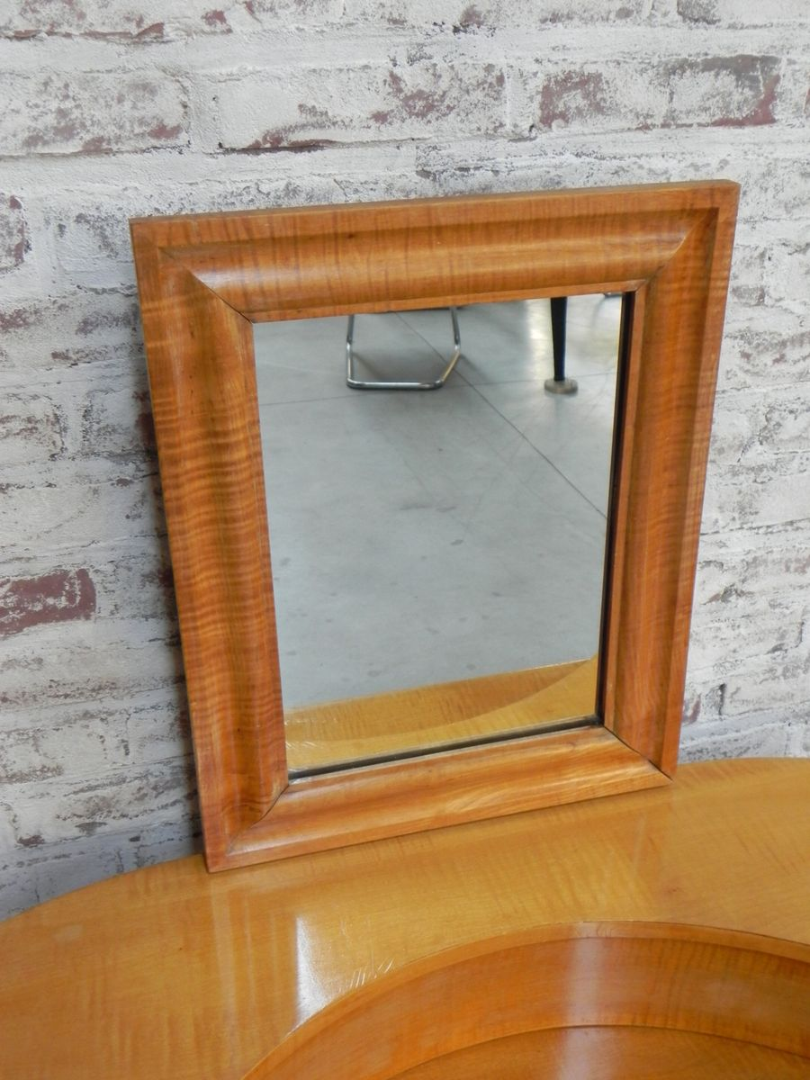 Vintage Dressing Table With Mirror 1950s For Sale At Pamono