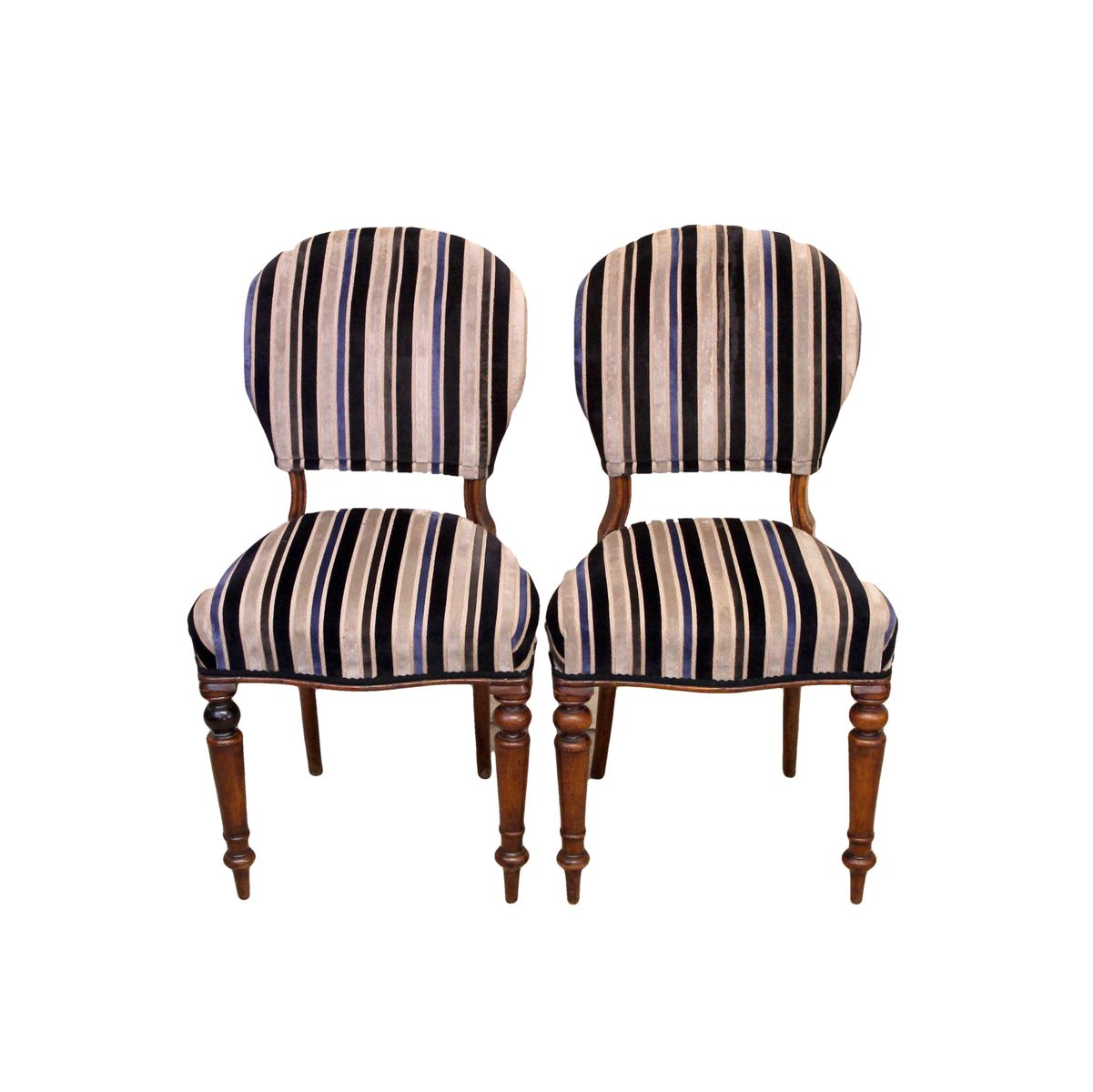 Dining Chairs 1870s Set Of