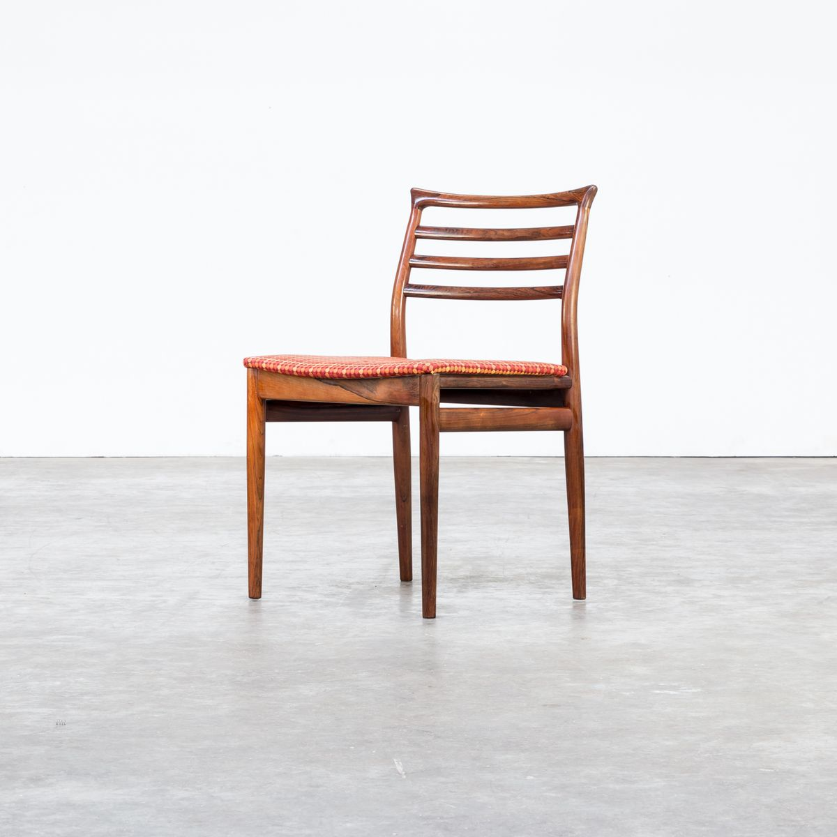 mid century dining chair by erling torvits for sorø stolefabrik