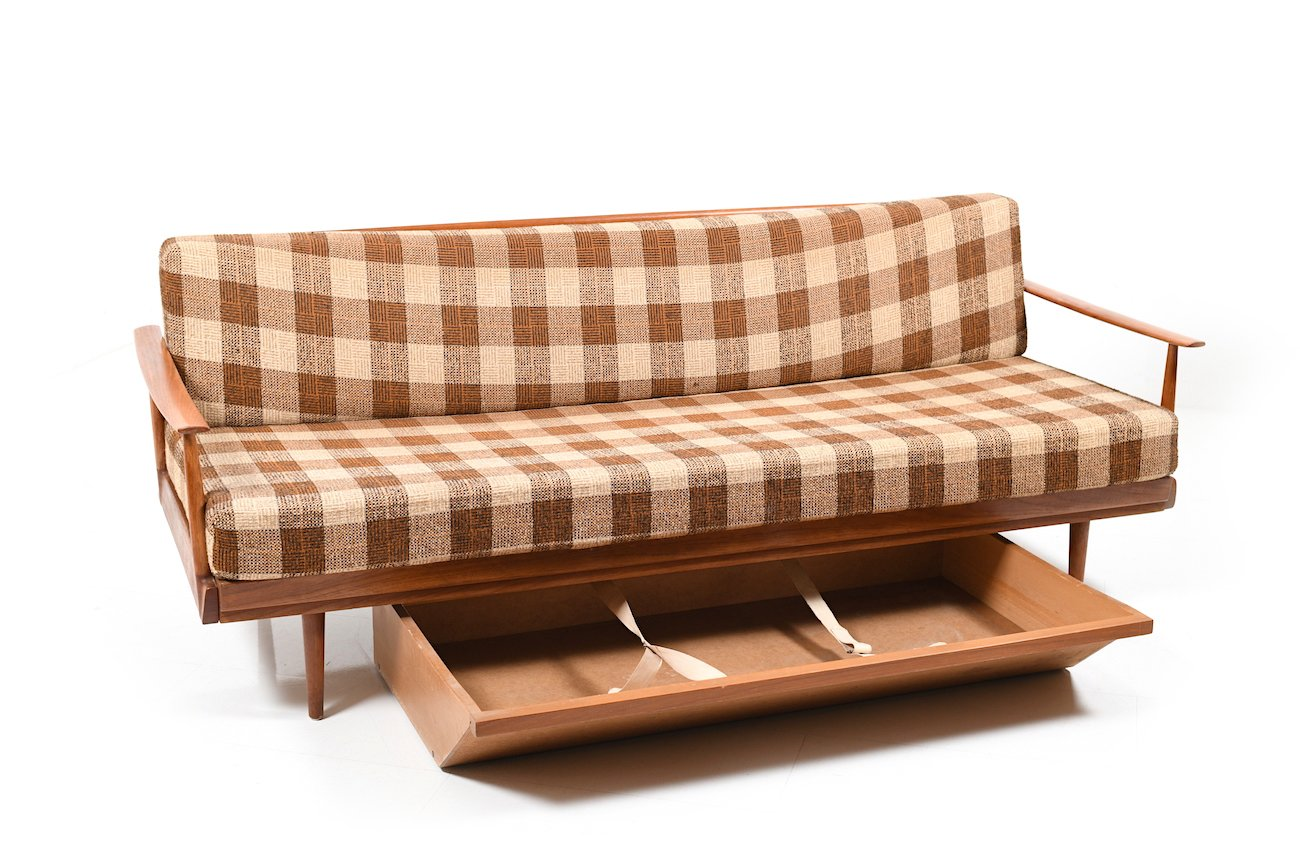 Daybed By Walter Knoll For Knoll Antimott 1950s For Sale At Pamono
