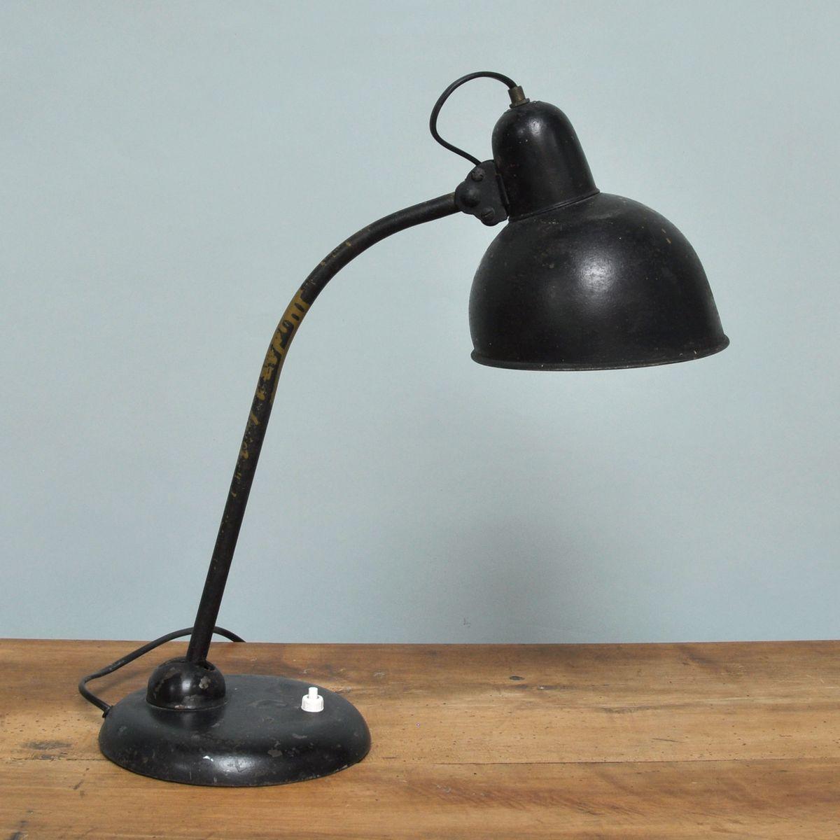 Bauhaus-Schreibtischlampe, 1920er