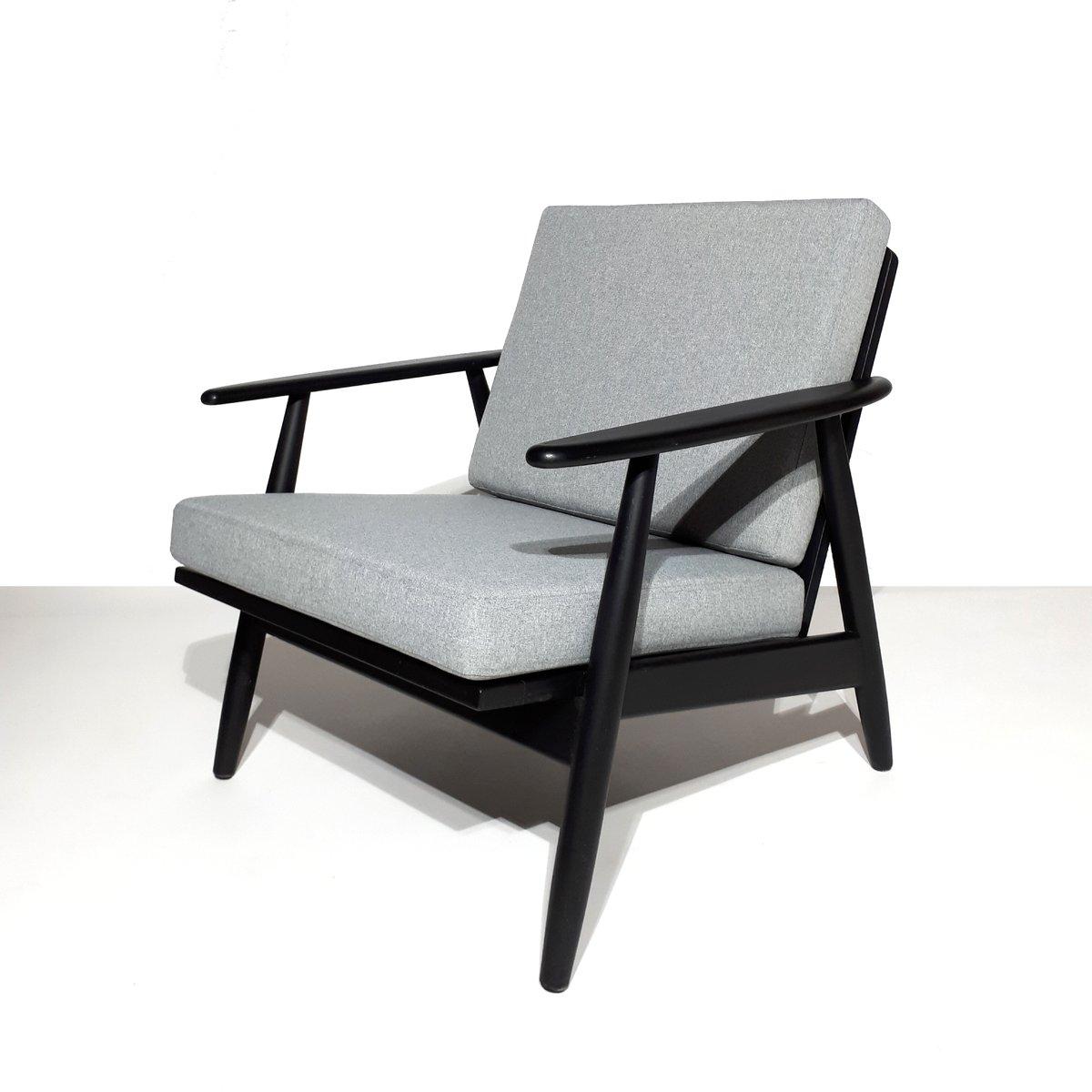 Dänischer Mid-Century Sessel, 1960er