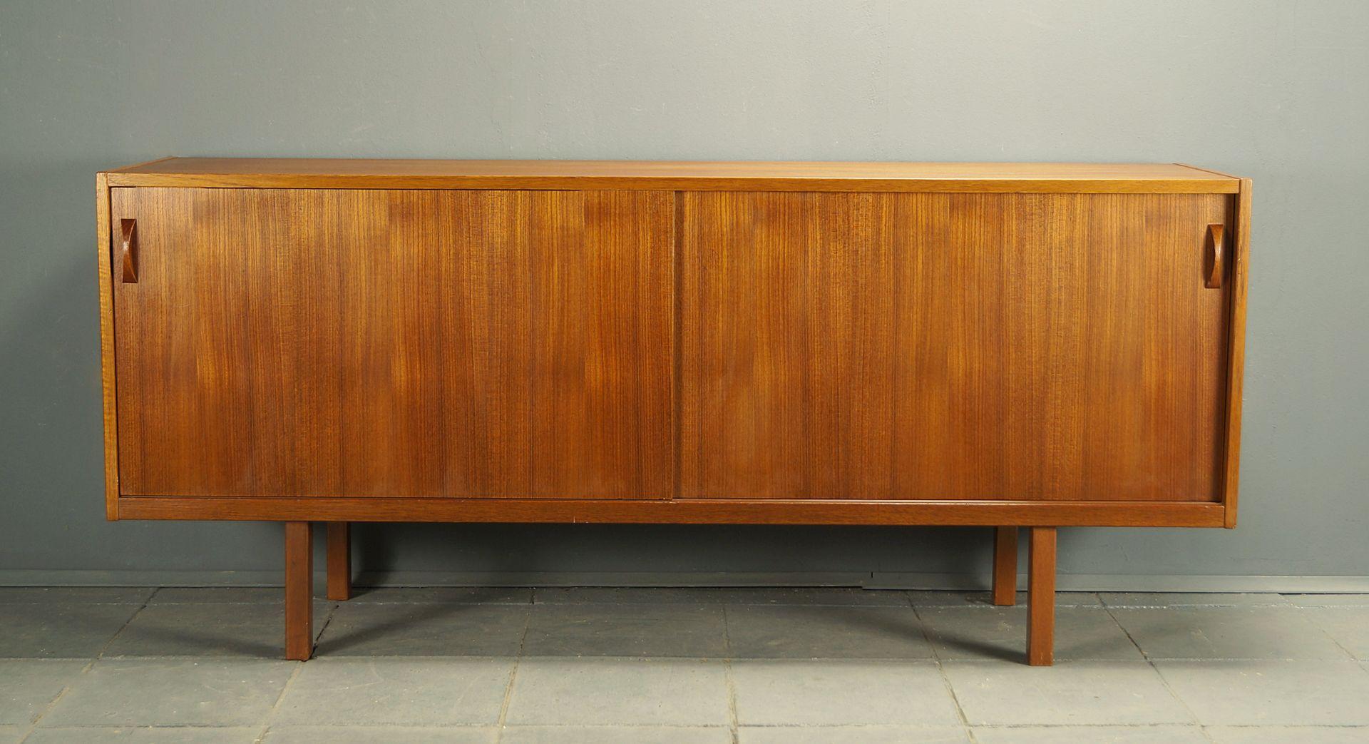 Sideboard aus Teak von Ulferts Möbler, 1960er