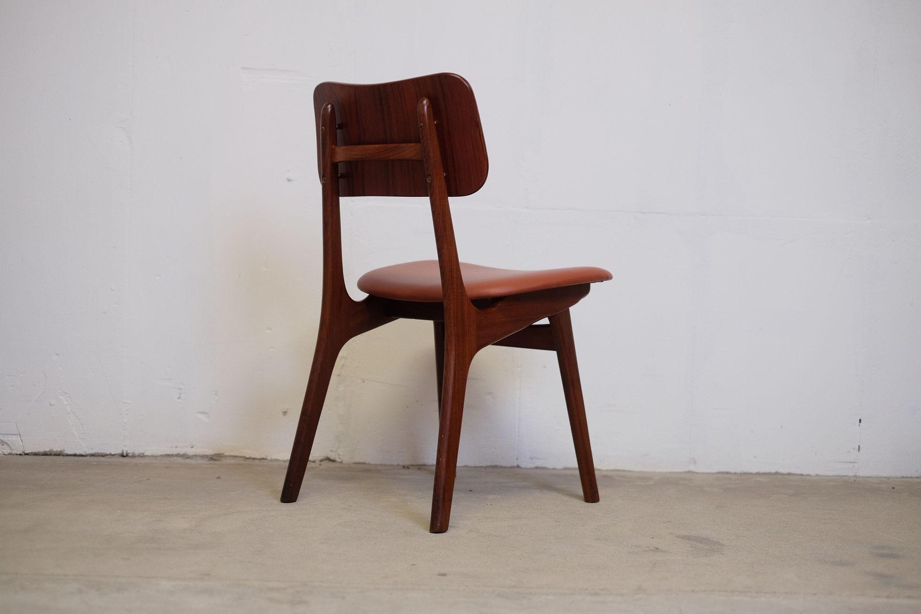 mid century side chair by ib kofod larsen for christensen larsen for sale at pamono. Black Bedroom Furniture Sets. Home Design Ideas